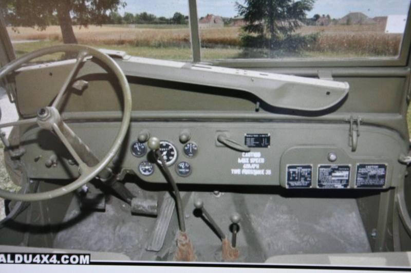 Jeep Willys - 1/8ème - Ed. Hachette - Construction par Glénans (Partie 1) - Page 2 Img_0458
