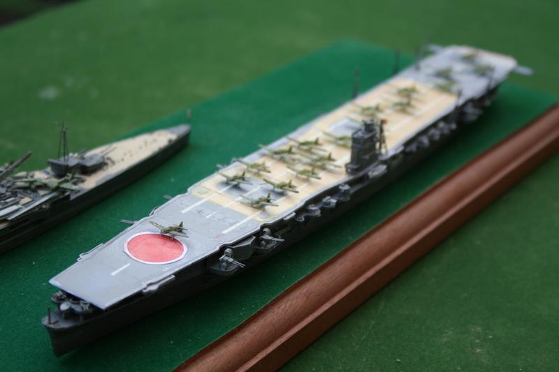 Hiryu ( 1942) 1/700e escorté par croiseur lourd classe Myoko Img_0637