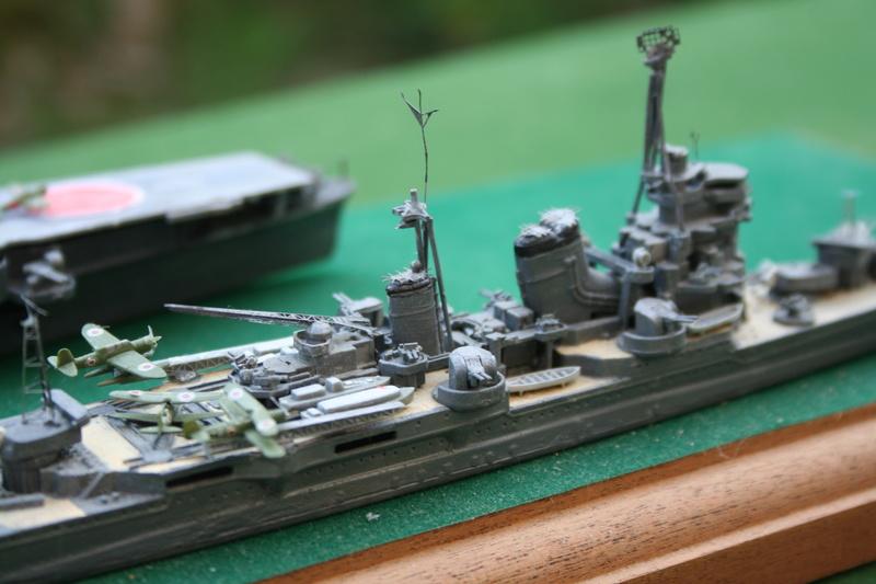 Hiryu ( 1942) 1/700e escorté par croiseur lourd classe Myoko Img_0640