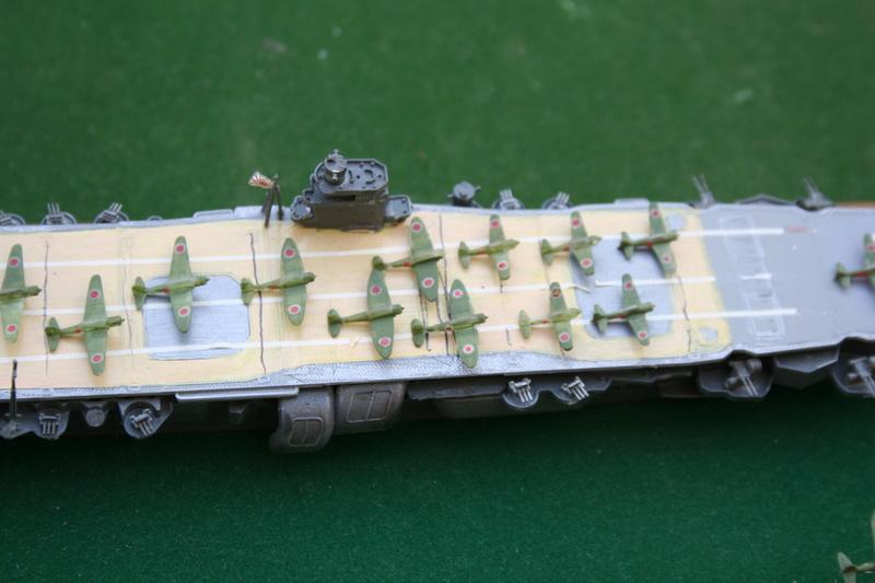 Hiryu ( 1942) 1/700e escorté par croiseur lourd classe Myoko Img_0641