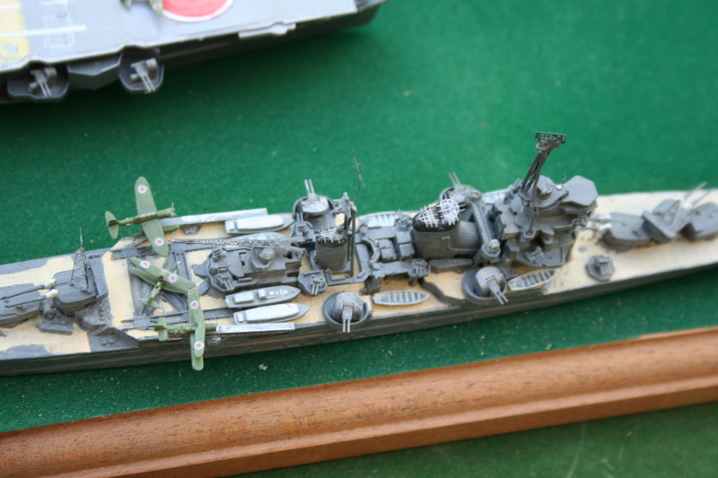 Hiryu ( 1942) 1/700e escorté par croiseur lourd classe Myoko Img_0643