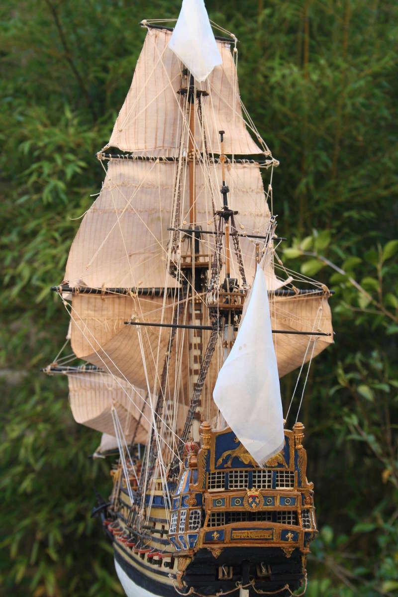 L'Ambitieux  un des navires de Tourville par michaud - Page 33 Img_0675