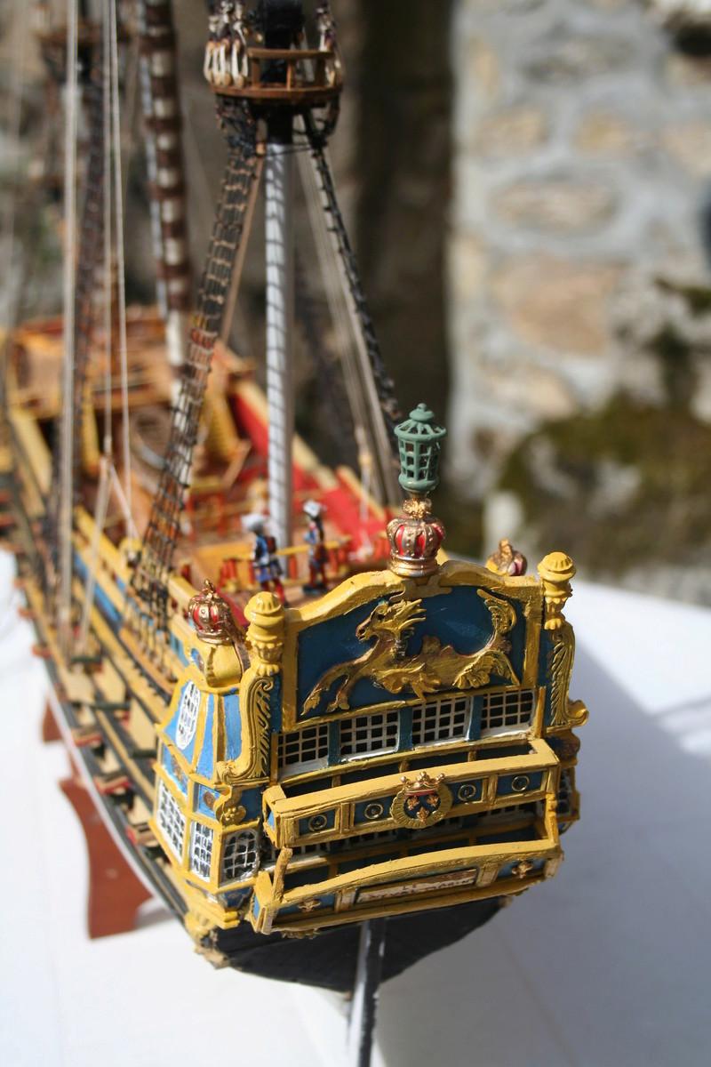 Modélisme Naval Le Radoub du Ponant - Portail Img_4610