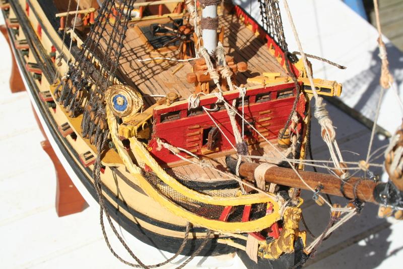 Modélisme Naval Le Radoub du Ponant - Portail Img_8210