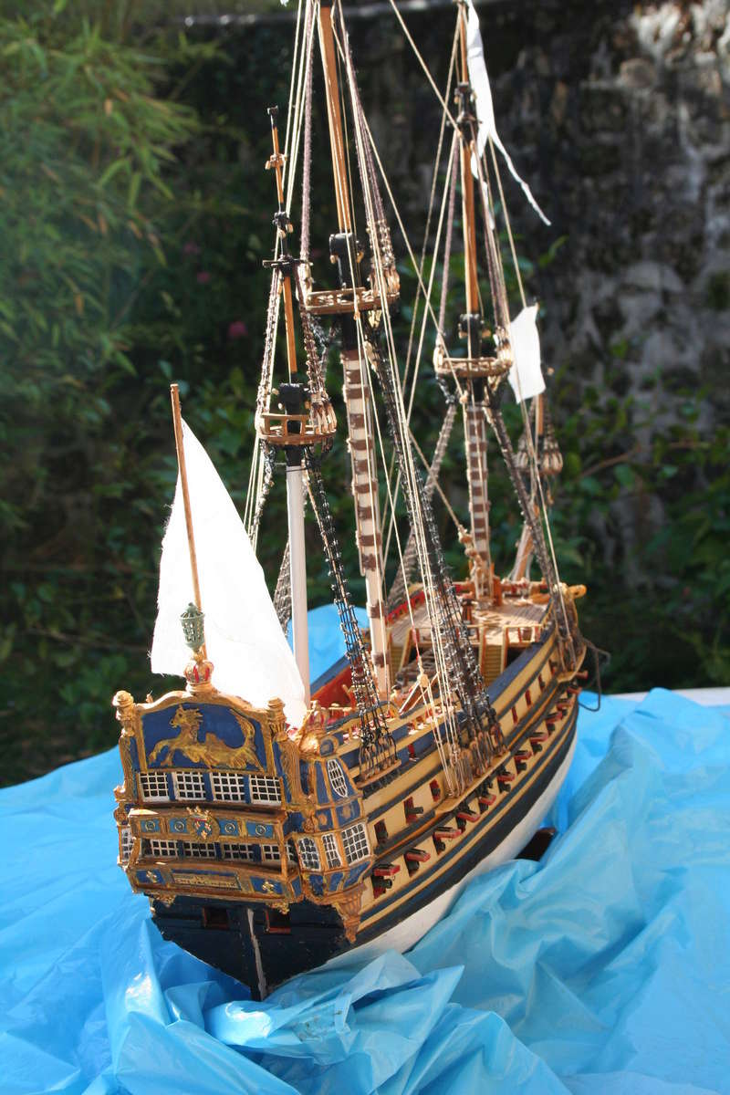 Modélisme Naval Le Radoub du Ponant - Portail Img_8310