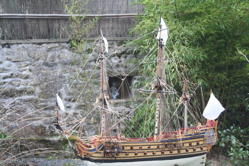 Modélisme Naval Le Radoub du Ponant - Portail Img_9921