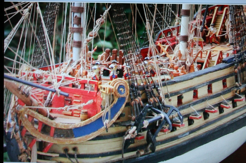 Modélisme Naval Le Radoub du Ponant - Portail Img_9922