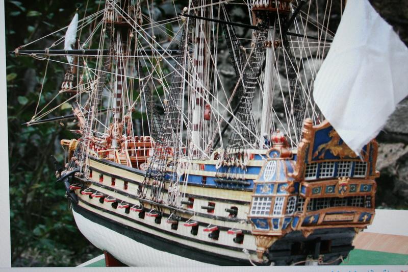 Modélisme Naval Le Radoub du Ponant - Portail Img_9924