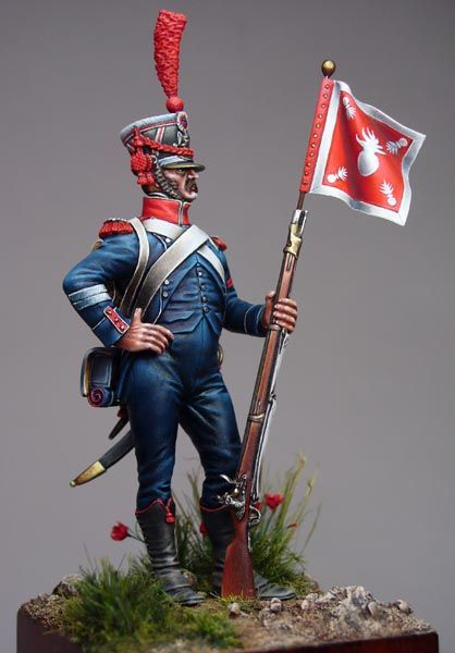 Règlement d'infanterie premier empire 300a4d10