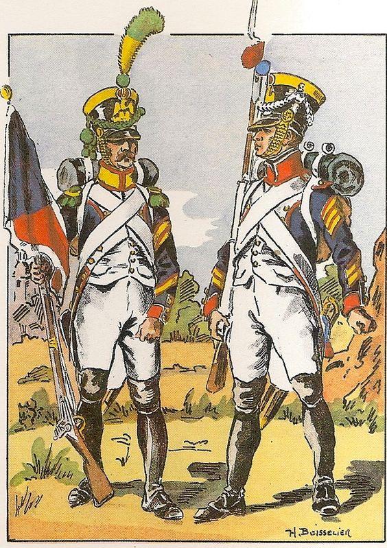 Règlement d'infanterie premier empire 415f6510