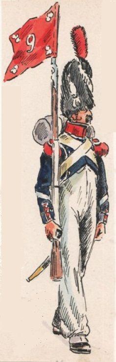Règlement d'infanterie premier empire 5d655110