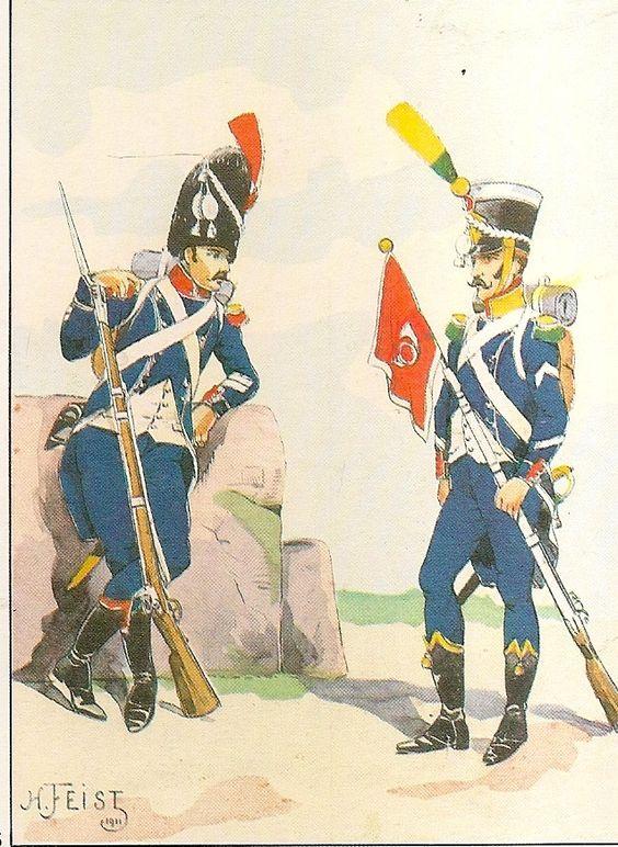 Règlement d'infanterie premier empire Fa752710