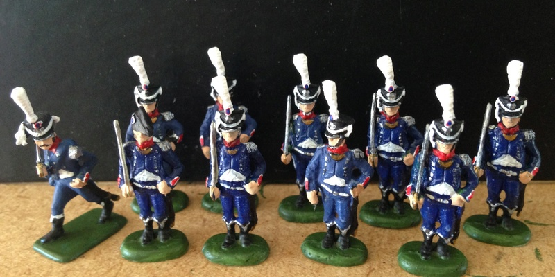 Chasseurs 1/72 - Page 2 Img_4813