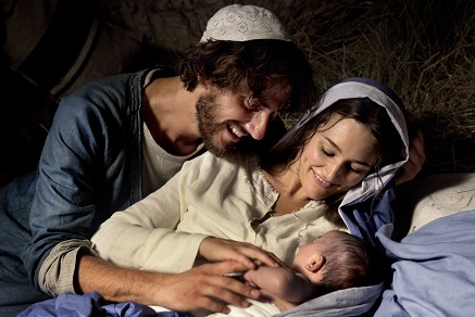 wie das Kind zur Jungfrau kam Mary-f10
