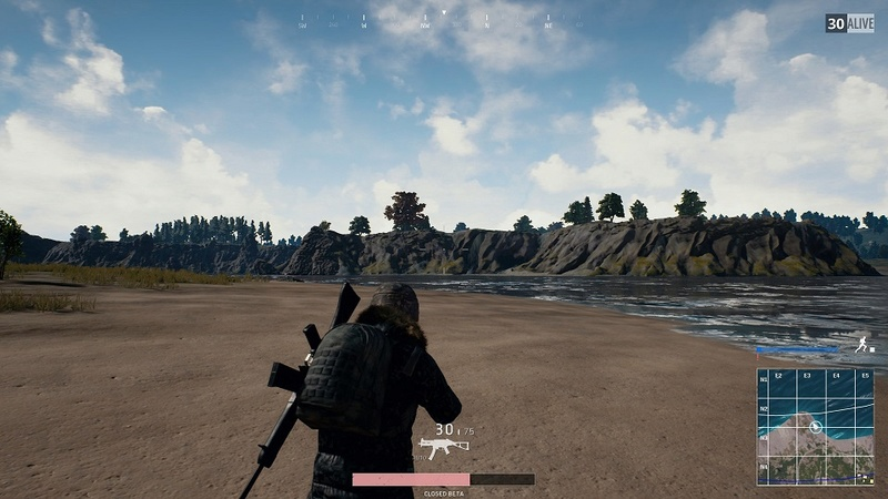 PLAYERUNKNOWN'S BATTLEGROUNDS 20170212
