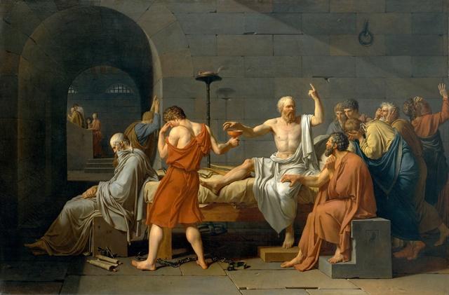 """Nuevo libro para leer: """"El asesinato de Sócrates"""" David_10"""
