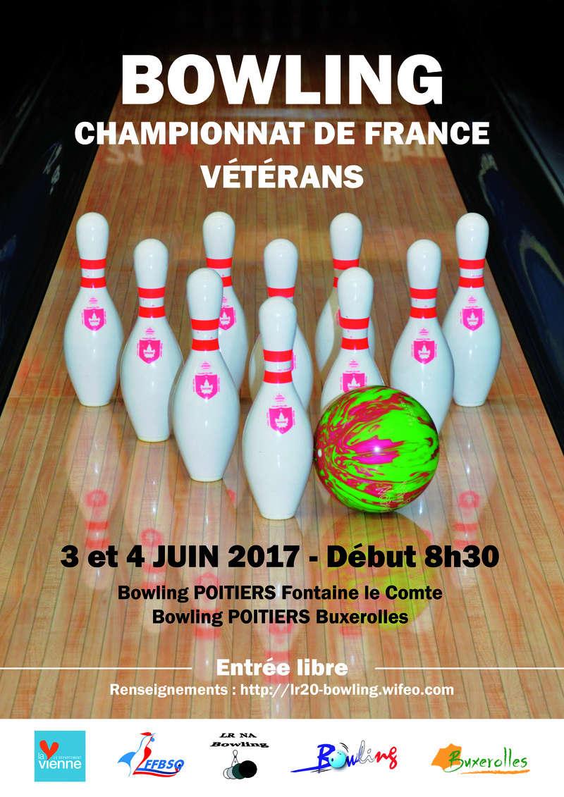 Championnat de France Vétérans Buxerolles et Fontaine le Comte 3 & 4/06/2017 Affich10