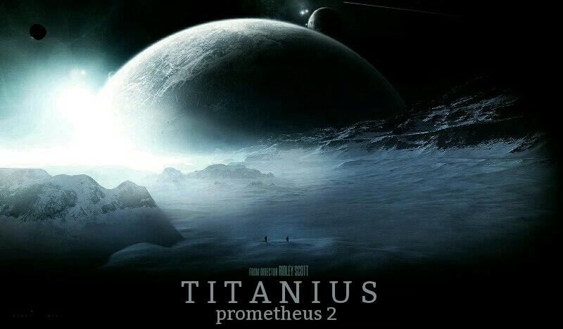 TITANIUS . prometheus II . 14975710