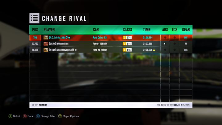 FH3 Stock Car Challenge of the Week #2 Img_6711