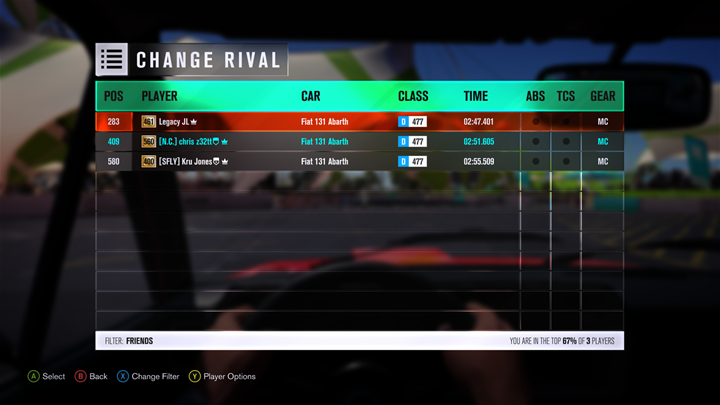 (FH3) Stock Car Challenge #4  Img_7810