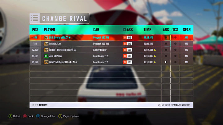 (FH3) Stock Car Challenge #3 Img_e410