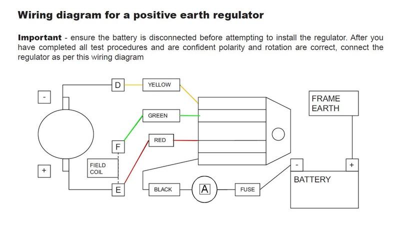 branchement régulateur wassell C11 Captur19