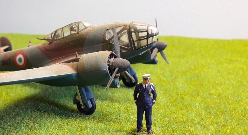 Figurines 3D Reedoak au 1/72 : Officier de l'Armée de l'Air 20170311