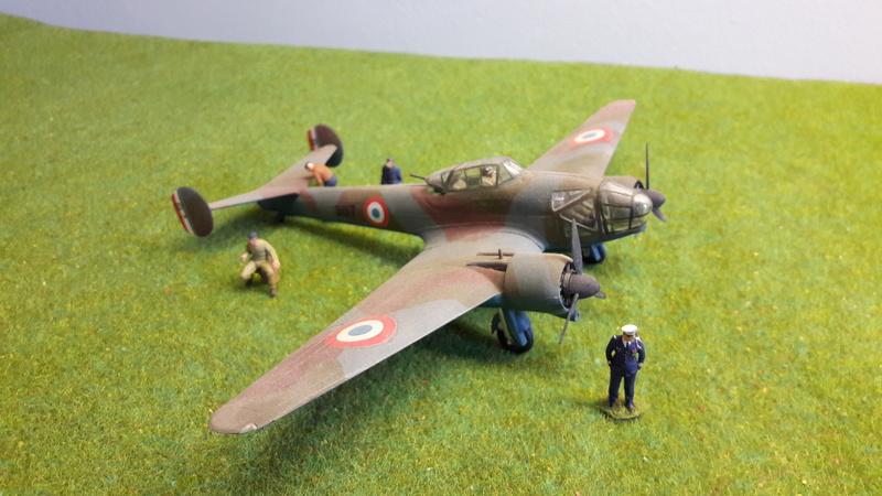 Figurines 3D Reedoak au 1/72 : Officier de l'Armée de l'Air 20170312