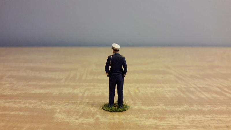 Figurines 3D Reedoak au 1/72 : Officier de l'Armée de l'Air 20170315