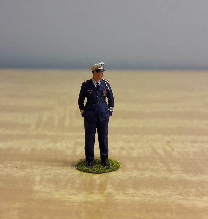 Figurines 3D Reedoak au 1/72 : Officier de l'Armée de l'Air 20170340
