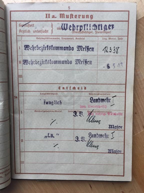 IDENTIFICATION ESTIMATION WERHPASS  W311