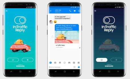 Samsung, app contro distrazione in auto - Pagina 2 6378b110