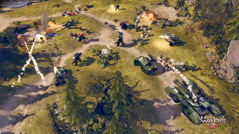 Halo Wars 2: disponibile ora la demo su PC C3563310