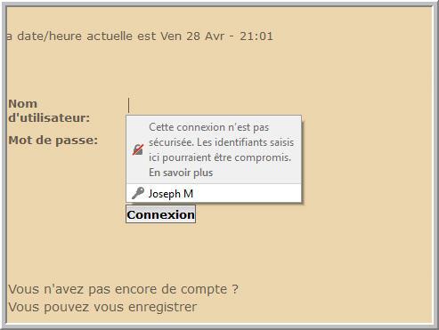 Firefox ne m'as jamais fait ça. Jla10