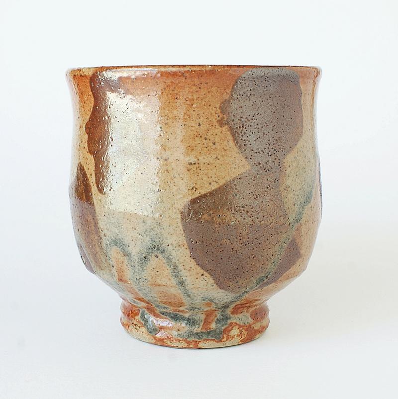 Japanese Style Pottery Chawan -Yunomi Tea Cup - Studio Pottery Tea Bowl Dsc03012