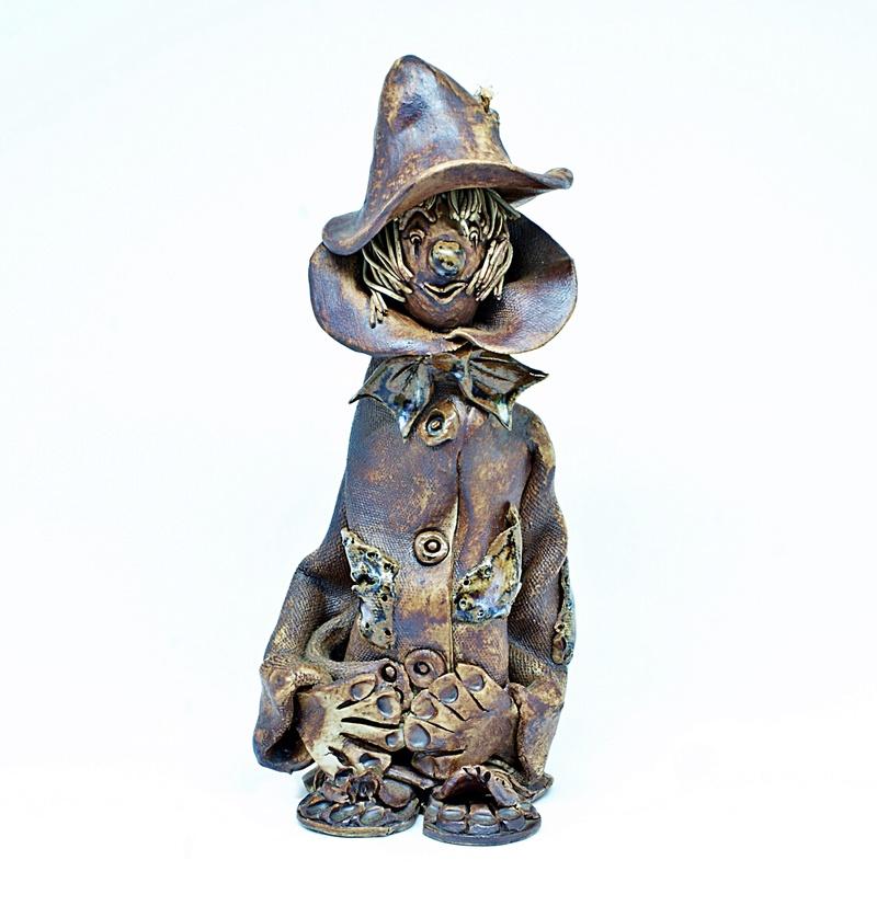 Pottery Clown Dsc03112