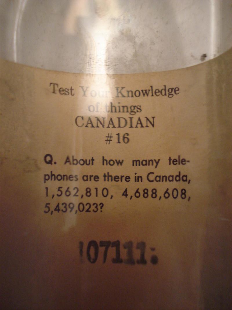 Molson Canadian 07310