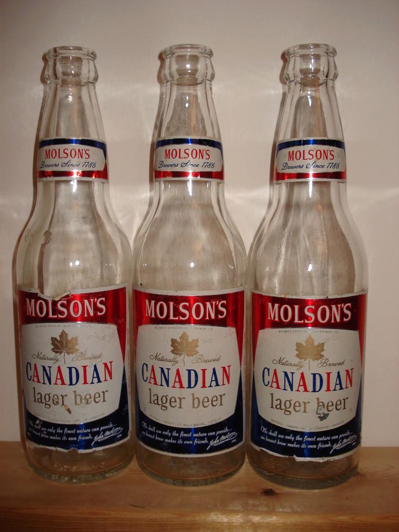 Molson Canadian 09110
