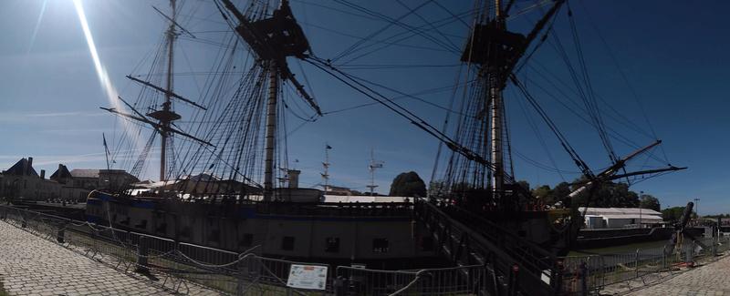 Fregate l'Hermione Dsc_0534