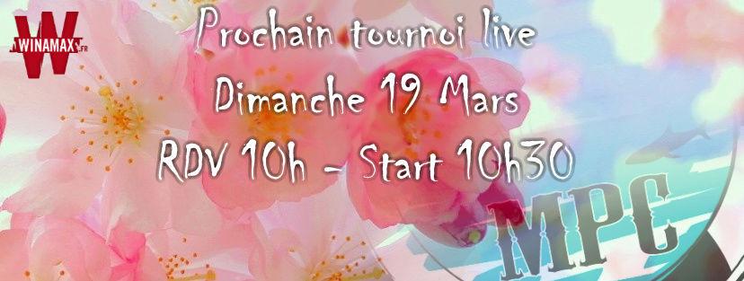 Inscriptions pour le Tournoi du 19 mars 2017 Annonc10