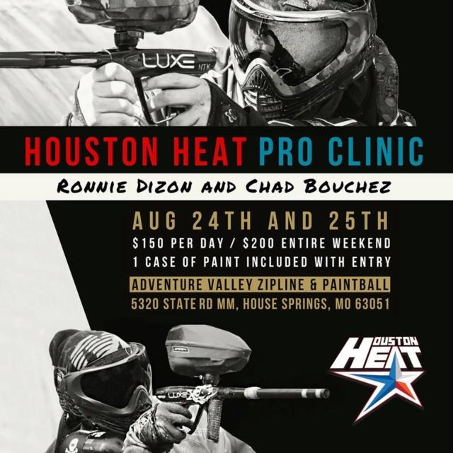 Houston Heat Pro Clinic (USA / MO) 1908ho10