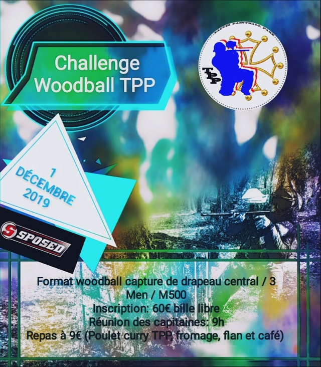 Tactik Paintball Park: Challenge Woodball (France / 82) 1912ch10