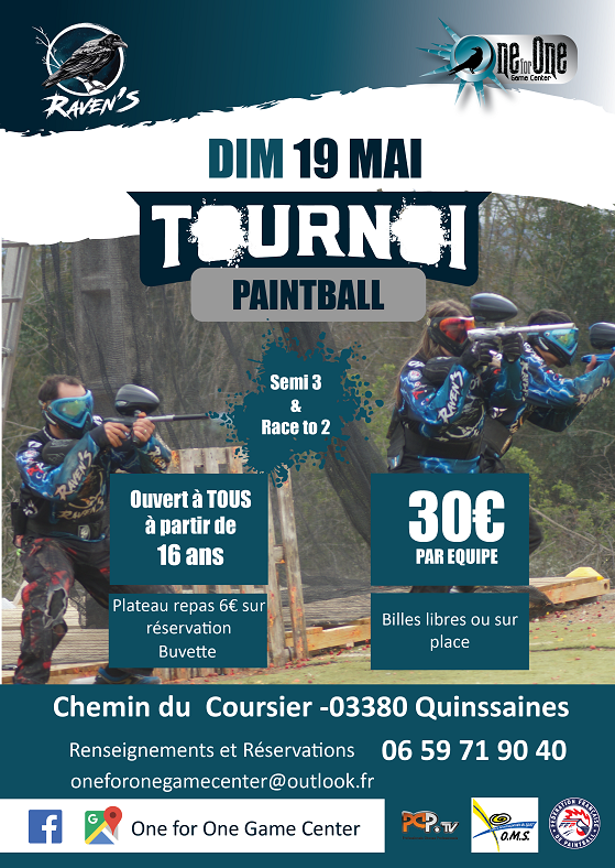 Tournoi Paintball (France / 03) 19190410