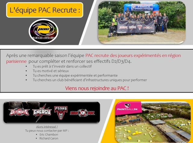 Pac recrute (France / 94) 19pacr10