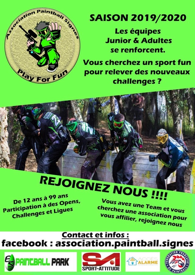 Paintball Signes recrute (France /83) 19pain11