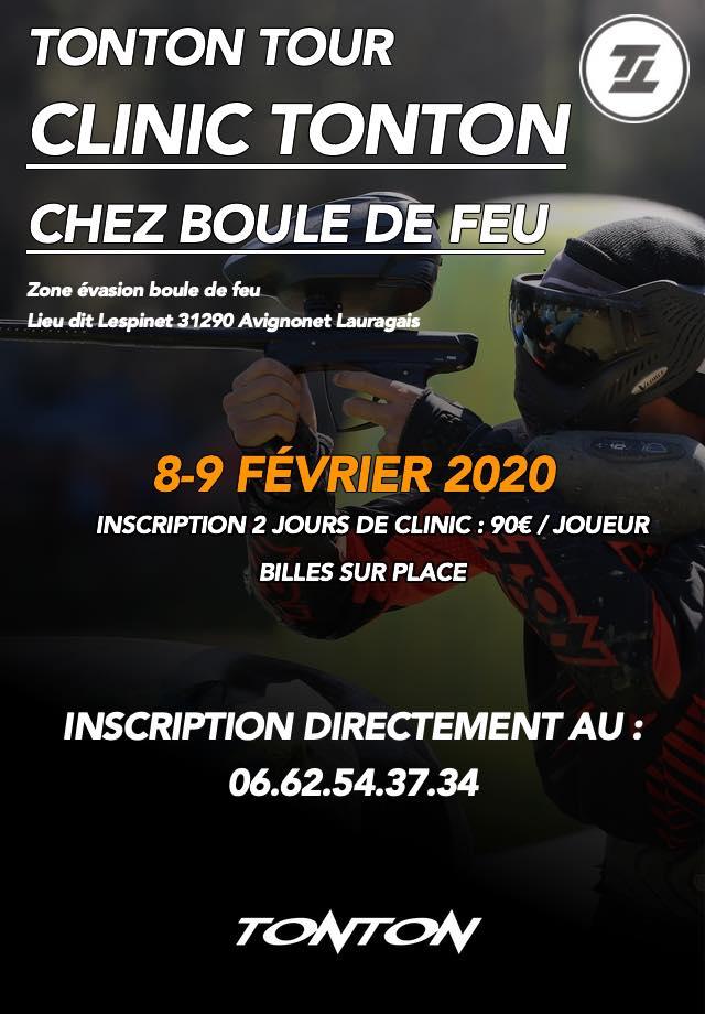 Boule de Feu: Clinic TonTon (France / 31) 2001cl10