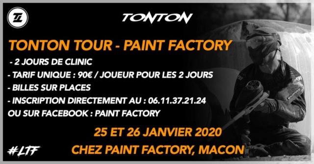 Paint Factory: TonTon Tour (France /71) 2001pa10