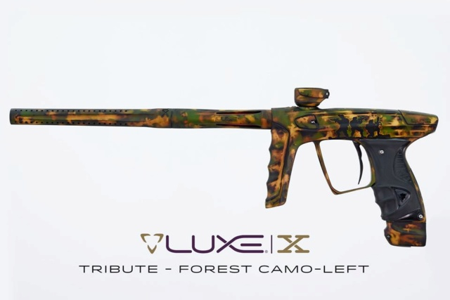 DLX Luxe X Tribute Forest Camo 20luxe18