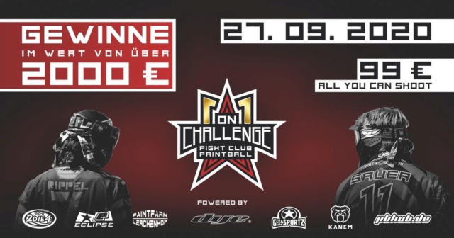 2DIE4 Sports, Paintfarm Lerchenhof et FightClub: 1 on 1 Challenge (Allemagne)  20tour11