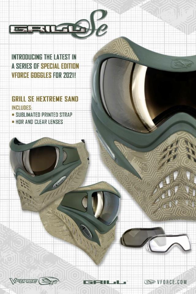 Vforce Grill SE Hextreme Sand 21gril10